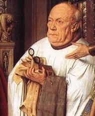 Van Eyck et la lecture