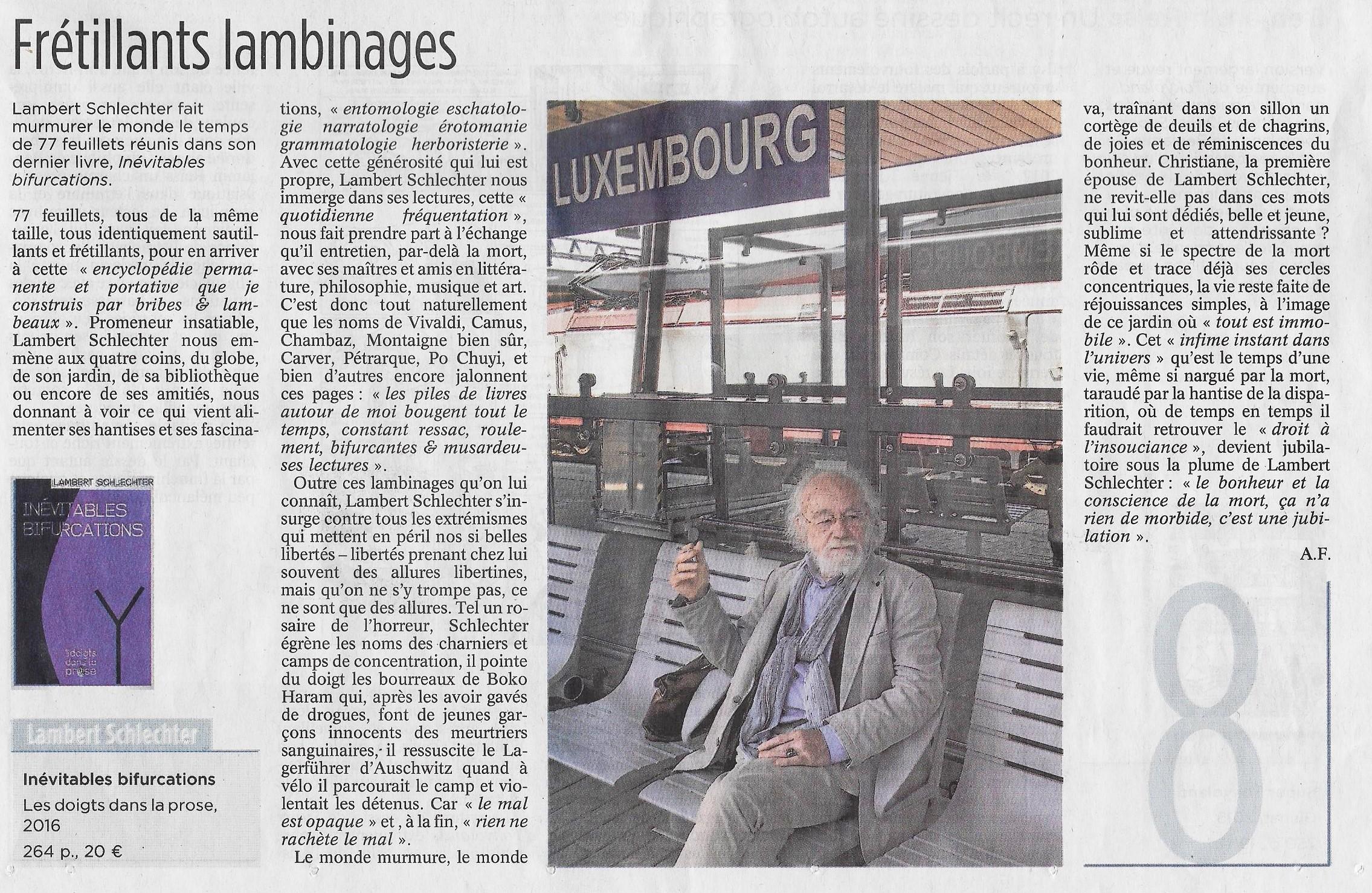 Bücher_Inévitables bifurcations dans la presse luxembourgeoise_juillet2016