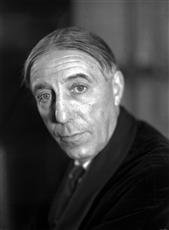 Maurice Garçon déguisé en philosophe Alain