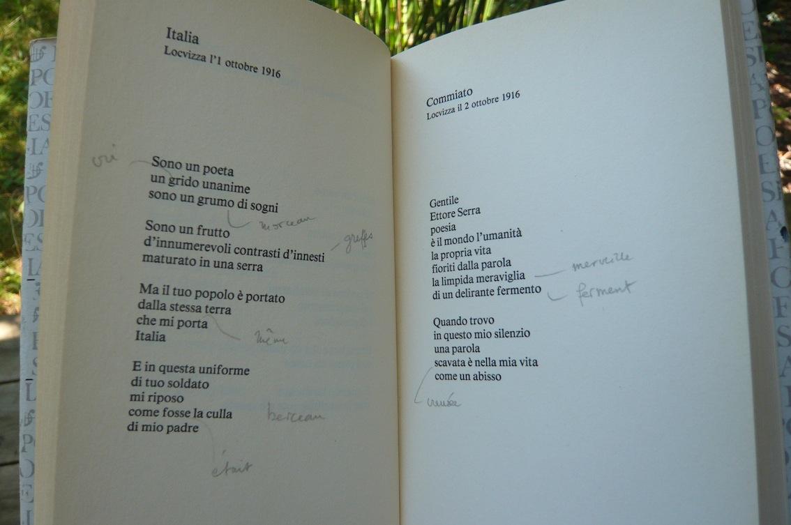 Ungaretti Poesie 2